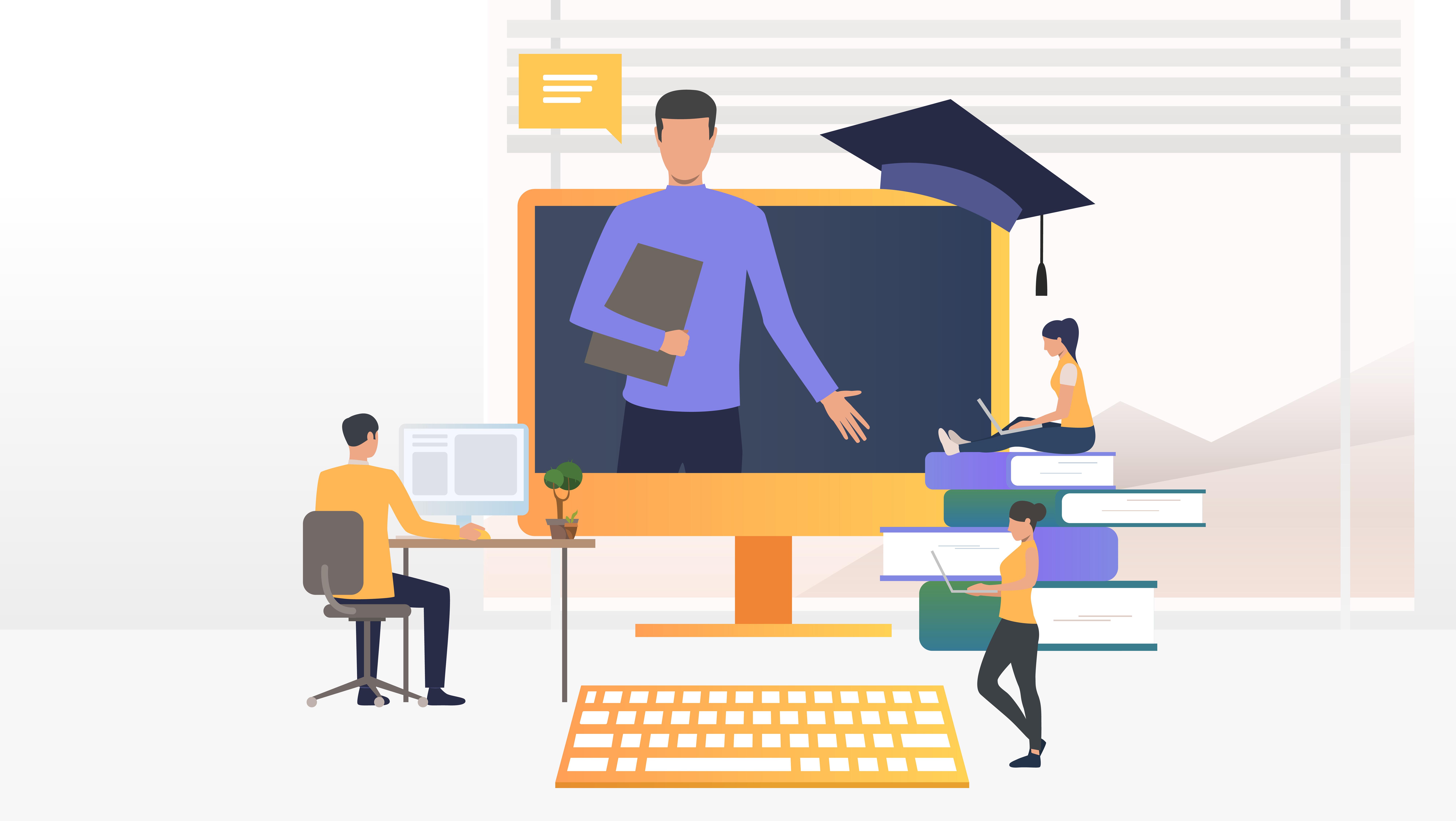 Çevrimiçi Ders Nasıl Tasarlanır