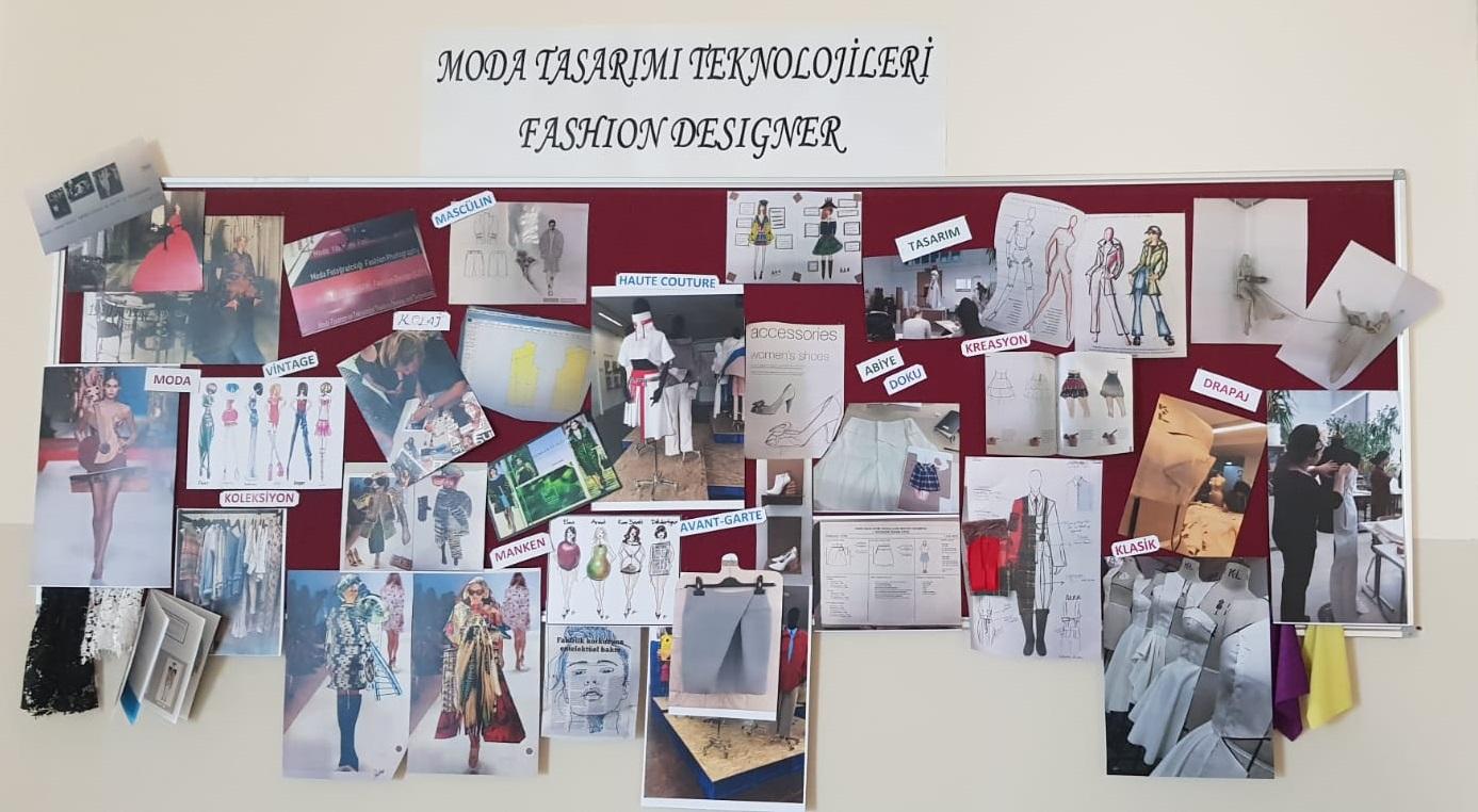 Moda Tasarım Teknolojileri Alanı